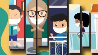 Buku Saku Panduan Pembelajaran di Masa Pandemi Covid-19 (Corona Virus Disease 2019)