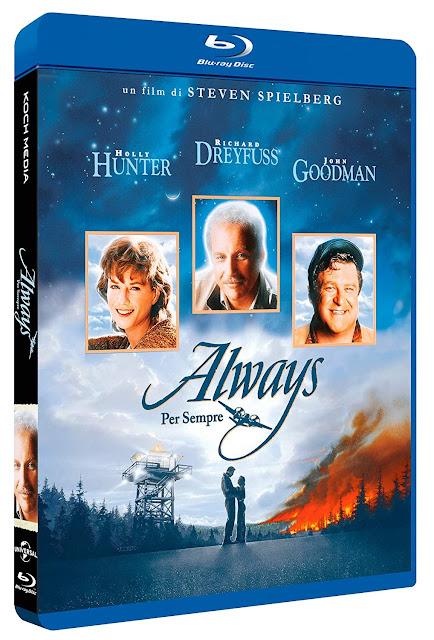 Always: Per Sempre - Blu-Ray