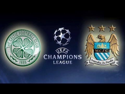 نتيجة مباراة مانشستر سيتي وسيلتك اليوم الثلاثاء 6-12-2016 دوري أبطال أوروبا , التعادل 1/1