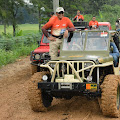 Pangdivif 1 Kostrad Ikuti Kegiatan Offroad Adventure To Hambalang Hill