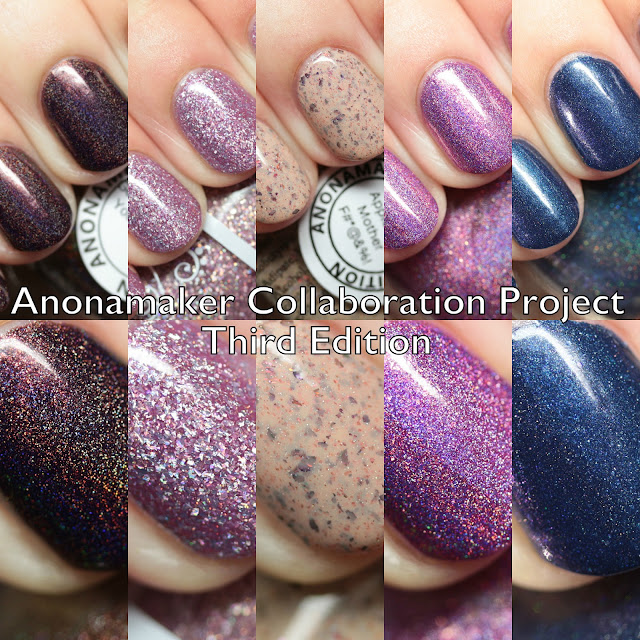 Anonamaker Collaboration Project Third Edition