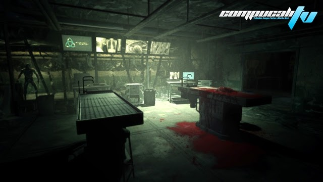 Horror en Outlast Whistleblower DLC