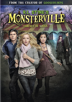 R.L. Stine's Monsterville: The Cabinet Of Souls [Latino]