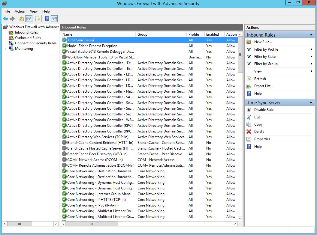 Wilson Tsang的IT紀錄所: Windows Server 2012架設NTP時間伺服器(1) 於regedit.exe修改數值
