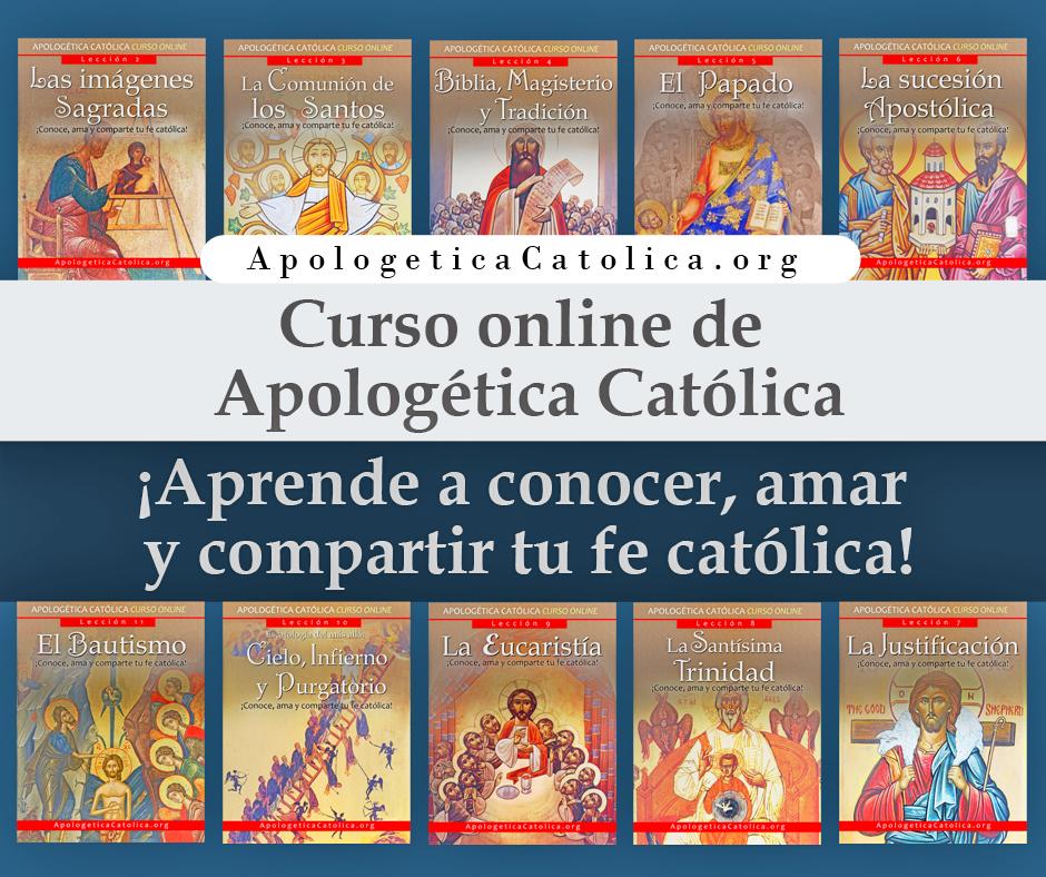 Curso de Apologética Católica Online