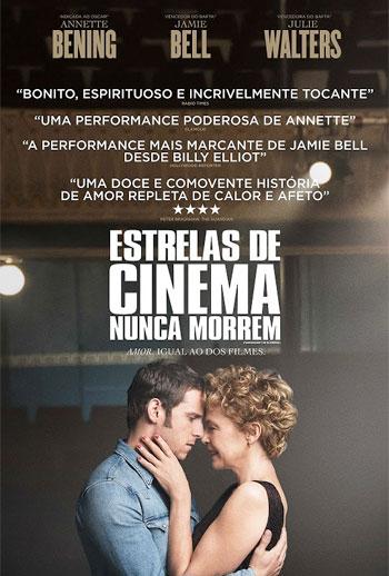 Estrelas de Cinema Nunca Morrem Torrent - BluRay 720p/1080p Dual Áudio