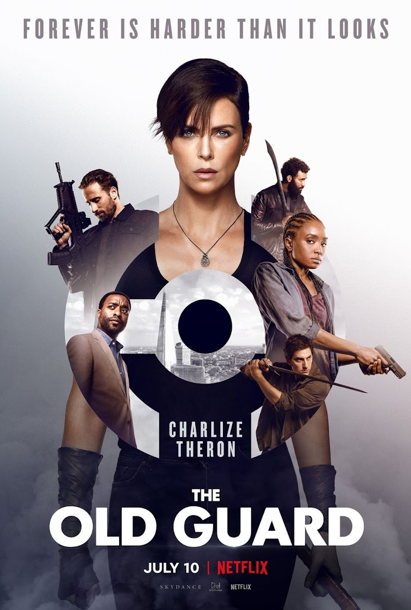 Charlize Theron – The Old Guard Poster 2020