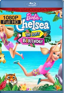 Barbie y Chelsea, el cumpleaños perdido [2021] [1080p BRrip] [Latino-Ingles] [HazroaH]