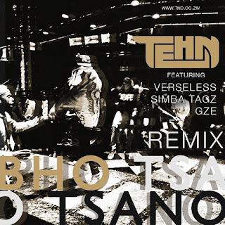 [feature]Tehn Diamond - Bho Tsano (REMIX) (Feat. Verseless, Simba Tagz & GZE)