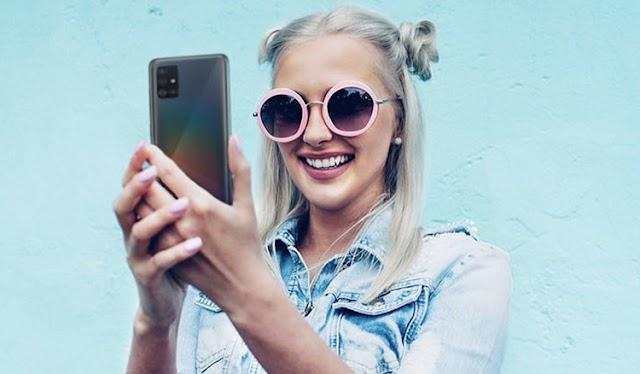 Samsung Galaxy M51 akıllı telefonun dörtlü kamera yapılandırması netleştirildi