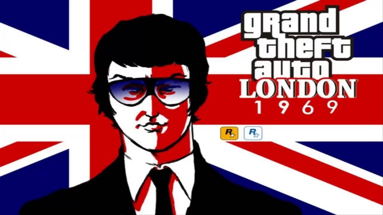 تحميل لعبة جاتا القديمة - Grand Theft Auto: London 1969