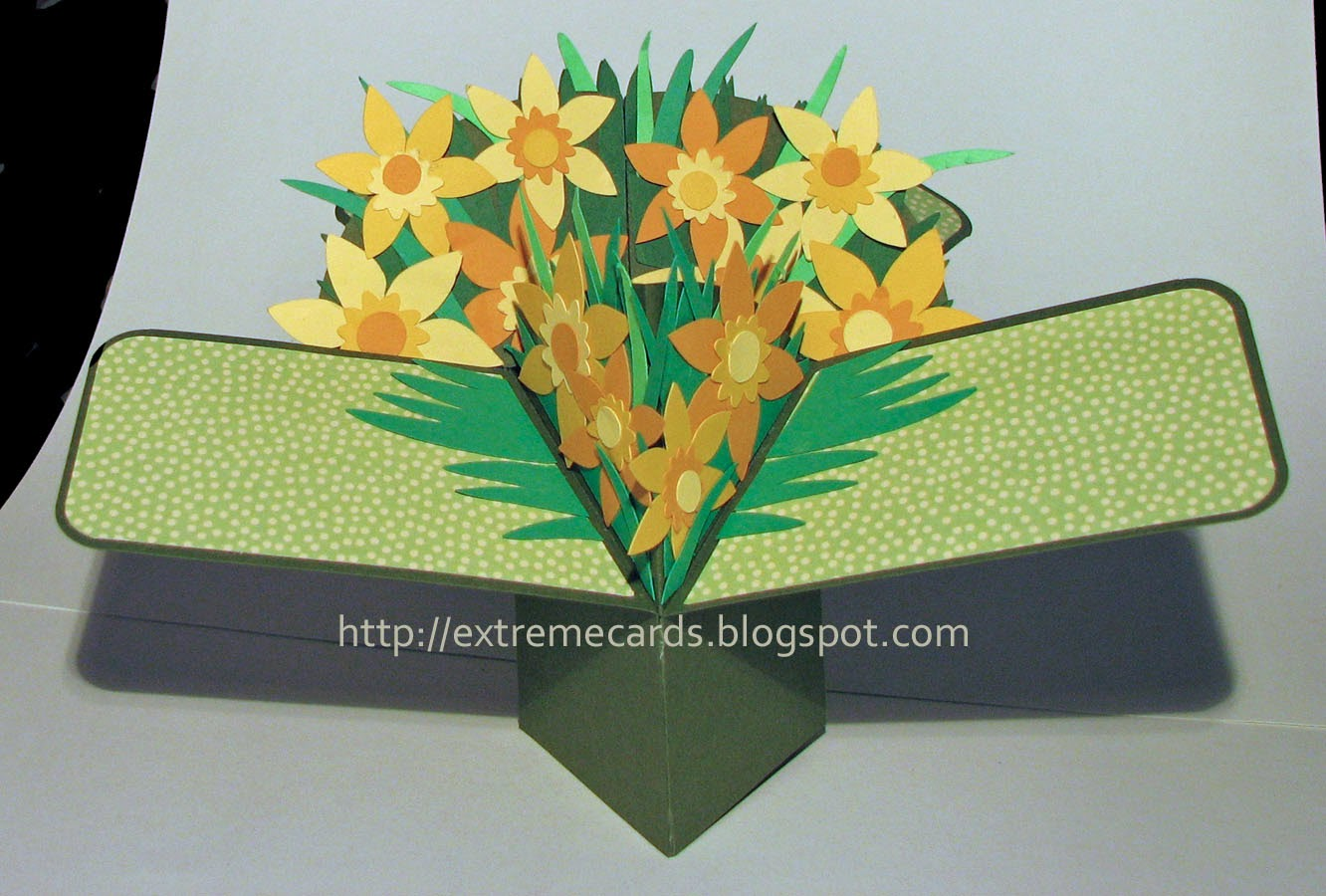 box card pop up card