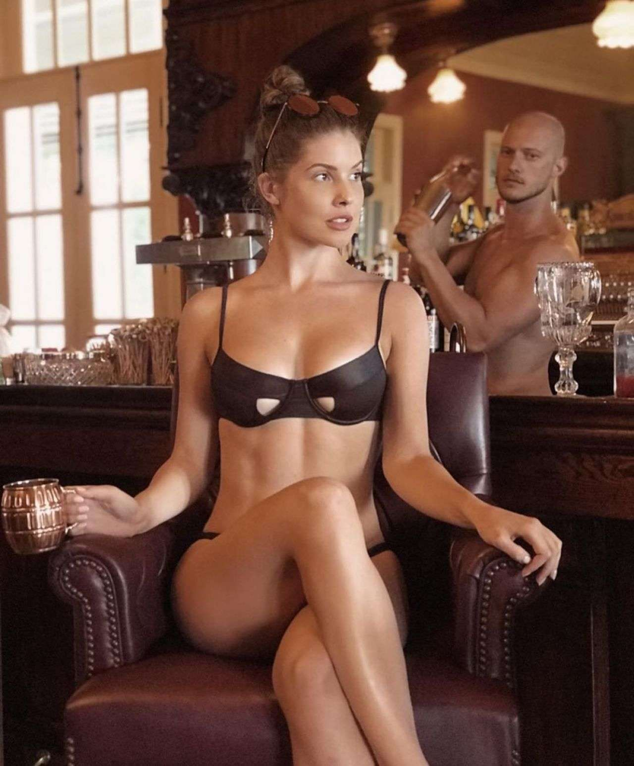 Butt amanda cerny 60 Sexy