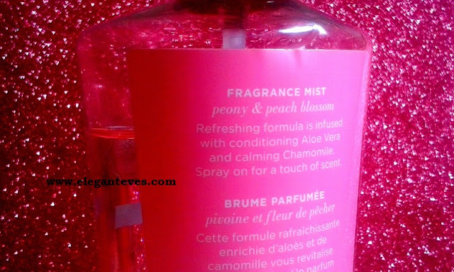 Victoria's Secret Fragrance Mist-Secret Crush