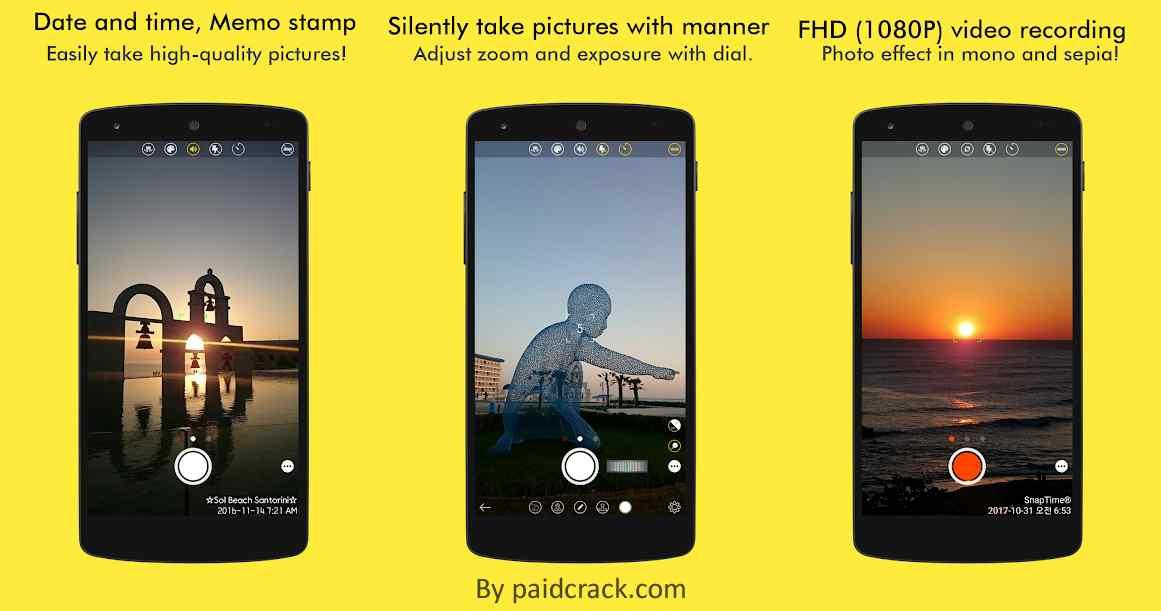SnapTime Pro Mod Apk 3.33 [Latest Version]