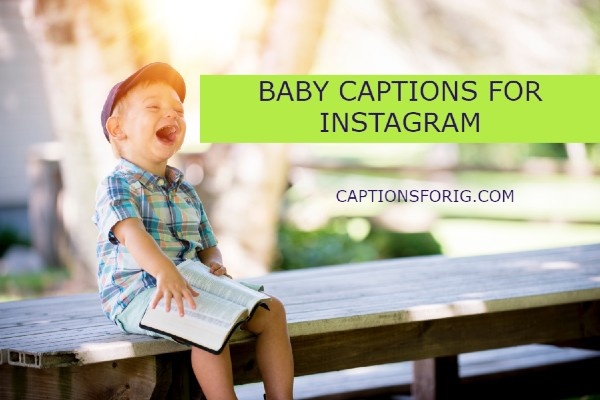 Captions-For-Baby