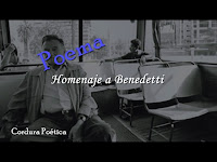 Homenaje a Benedetti
