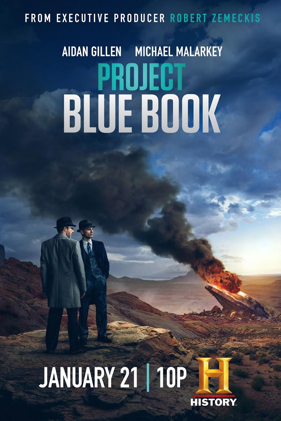 Project Blue Book 2×9 Subtitulado 720p