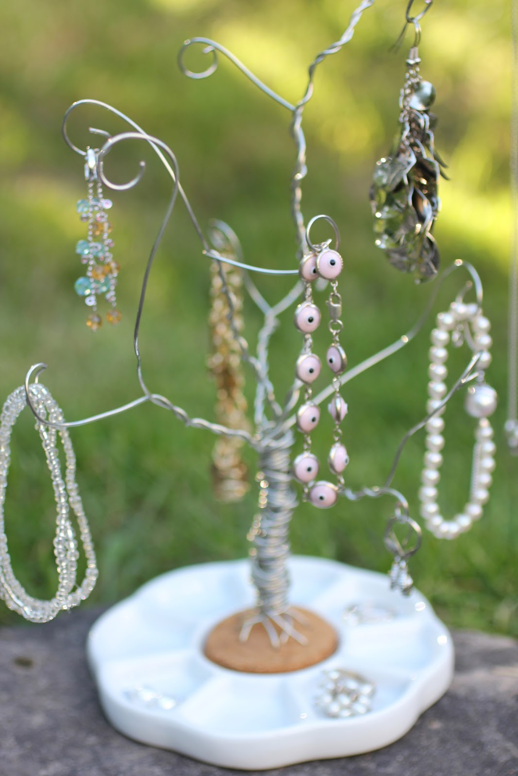 Diy Wire Jewelry Tree Repeat Crafter Me