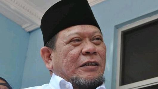 La Nyalla Sebut Massa Prabowo di Madura 'Ditransfer' dari Luar