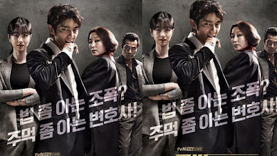 Sinopsis Drama Korea Lawless Lawyer