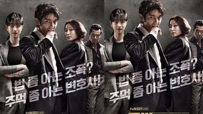 Sinopsis Drama Korea Lawless Lawyer
