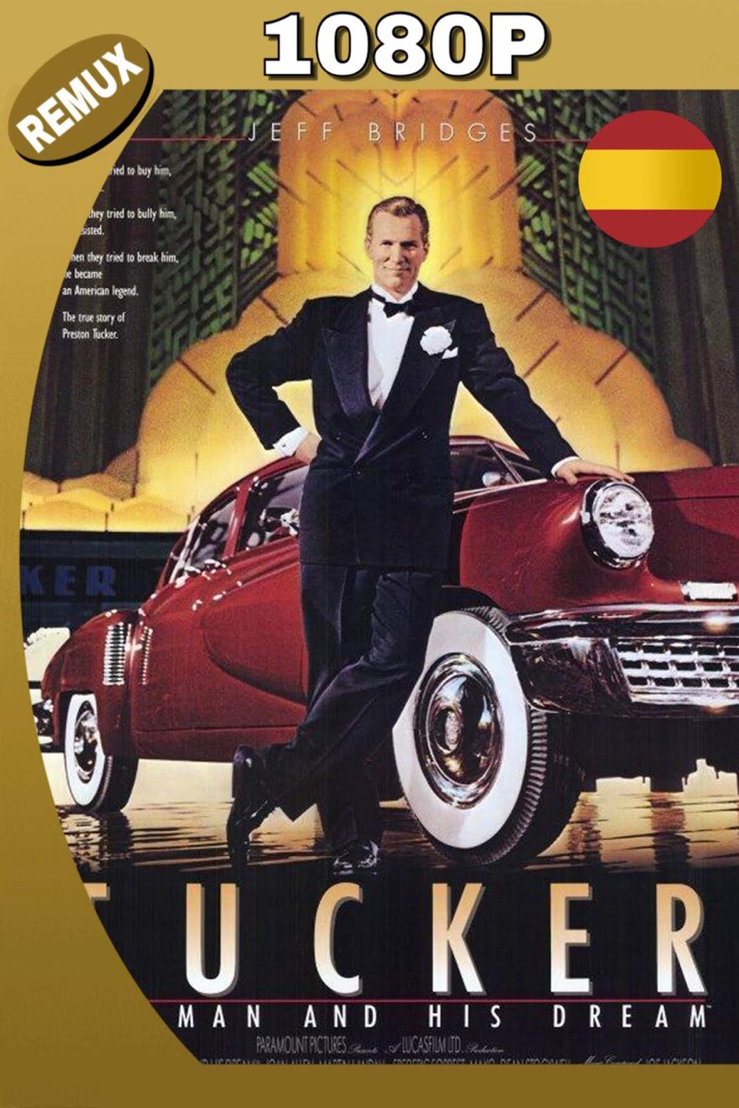 TUCKER: UN HOMBRE Y SU SUEÑO 1988 ESP-ING HD BDREMUX 1080P 31GB.mkv