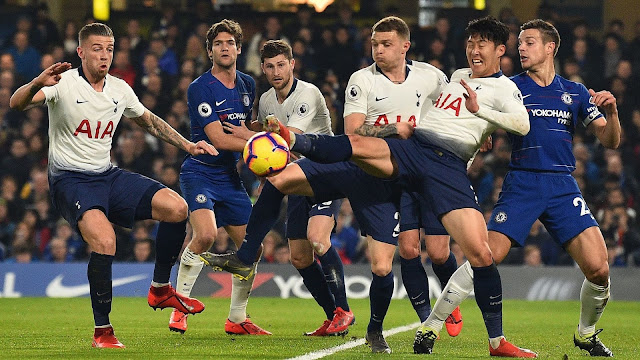 Chelsea Vs Tottenham Hotspur Premier League