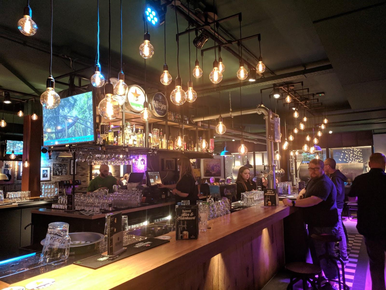 Duinrell Pub