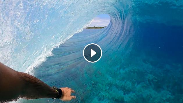 Mason Ho GoPro Full Tahiti Experience