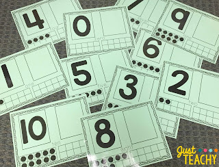 light-table-number-mats