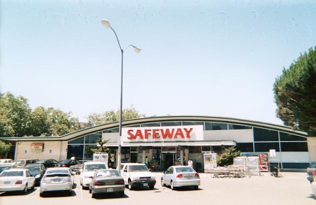Supermercado Safeway em Los Angeles na Califórnia