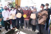 Kerajinan Rotan UMKM Menganti Bisa Mejeng di Pameran Jepang