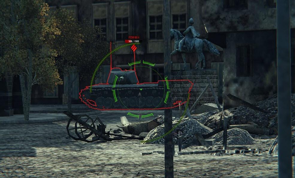 Gox World Of Tanks mods