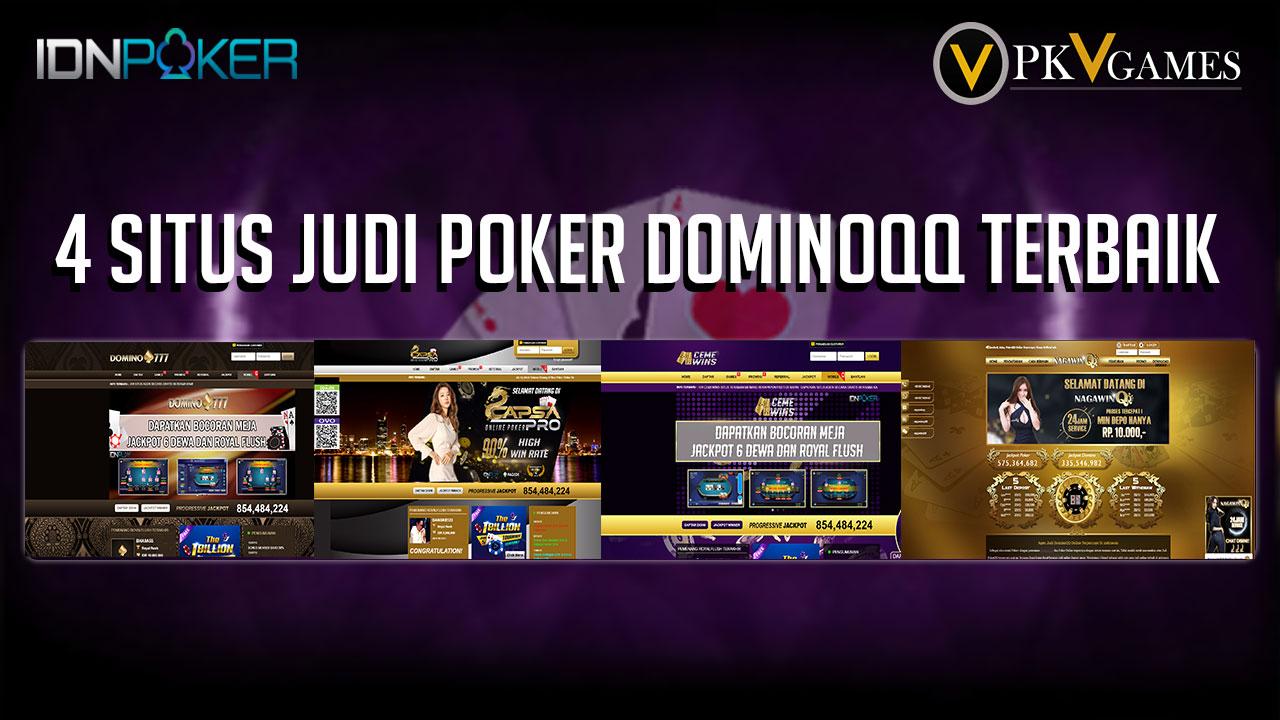 Deposit Poker Online 24 Jam