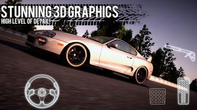 تحميل لعبة السباق والدرفت Drift Legends النسخة المعدلة