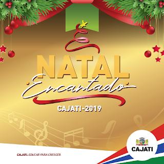 Natal Encantado 2019 de Cajati tem programação especial