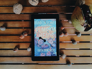 Pumpkinheads -  Rainbow Rowell [recensione]