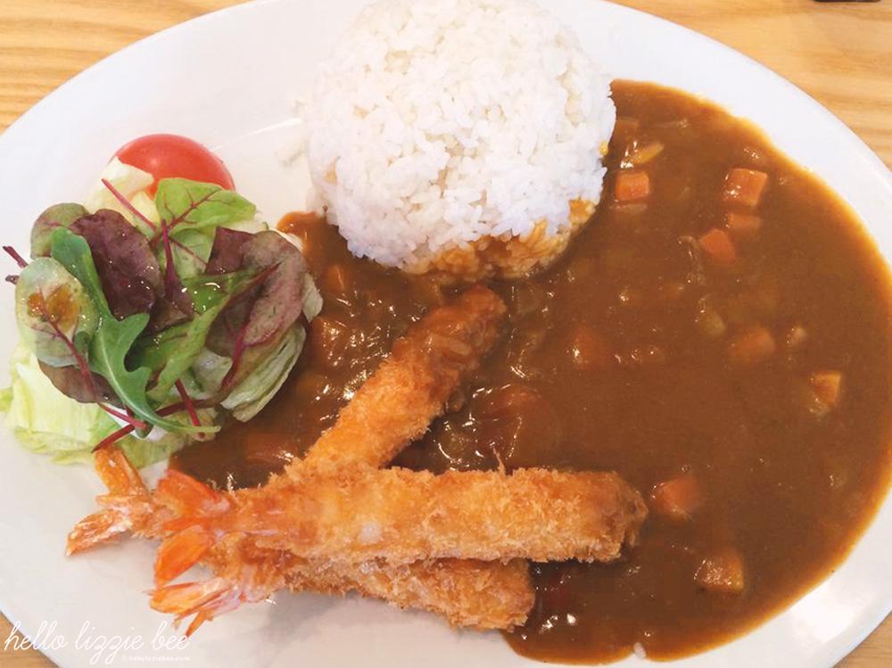 ebi curry