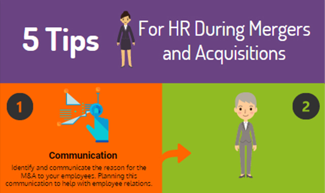 5 Tips for Hr During Mergers Acquisitions