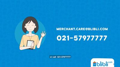merchante care blibli.com