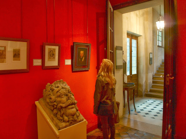 image result for Musee Carnavalet red room photo by Michele of Hello Lovely