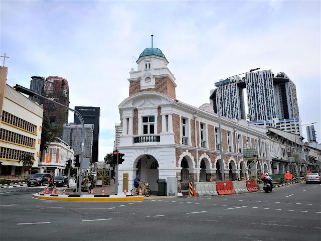 Jinricksha Station