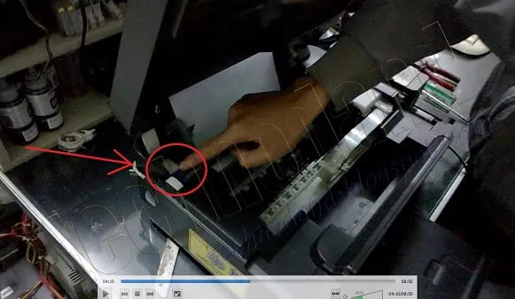 Memperbaiki Printer Epson L210 L220 Blinking Error Kertas (Load Paper Error)