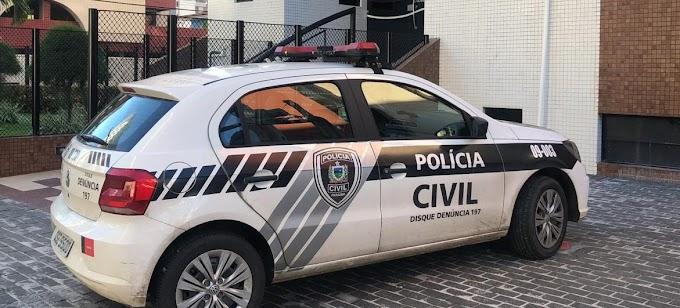Delegado confirma prisão de dois suspeitos pelo assassinato de jovem em Cacimba de Areia, na manhã desta quinta (17)