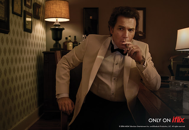 Fargo - Ewan McGregor as Emmit