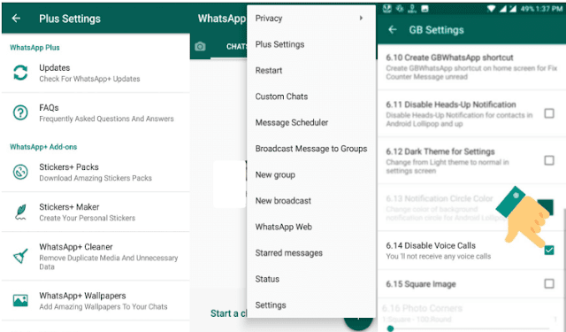Features of WhatsApp Plus APK