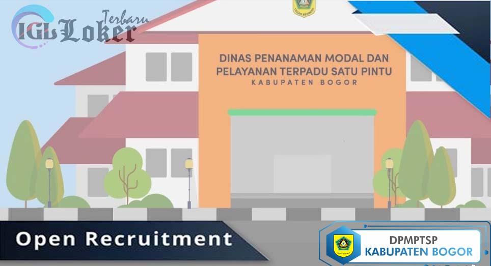 Rekrutmen Terbaru Dpmptsp Kota Bogor Januari 2020