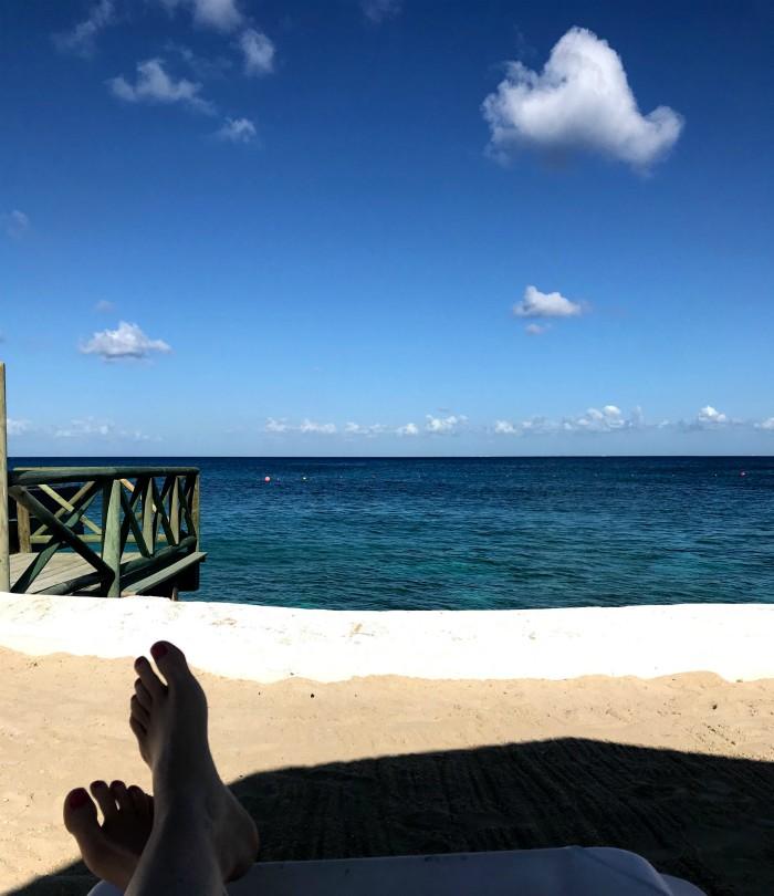Cozumel - ocean view
