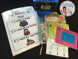 "How to Teach Students to Self Select Books at their ""just right"" Reading Levels."